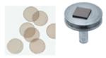 Supporti per campioni in mica e silicio