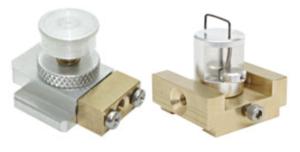 Sistemi modulari con supporti intercambiabili e adattatori