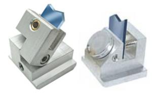 Supporti con base a T utilizzato sui SEM Hitachi S-800, S-4000, S-4100, S-4200, S-4300, S-4500, S-4700 e S-3600N