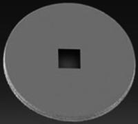 I supporti ricoperti dal film in nitruro di silicio (Si3N4) sono stati modificati utilizzando la tecnica ALD per cambiare le loro proprietà superficiali rendendoli idrofobi e idrofili.