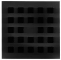 """Film in nitruro di silicio Ultra-Thin: 40, 18,8 nm. Con le stesse caratteristiche sono disponibili anche wafer da 6"""""""