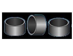 Stampi rotondi riutilizzabili per compression mountin di diverse dimensioni