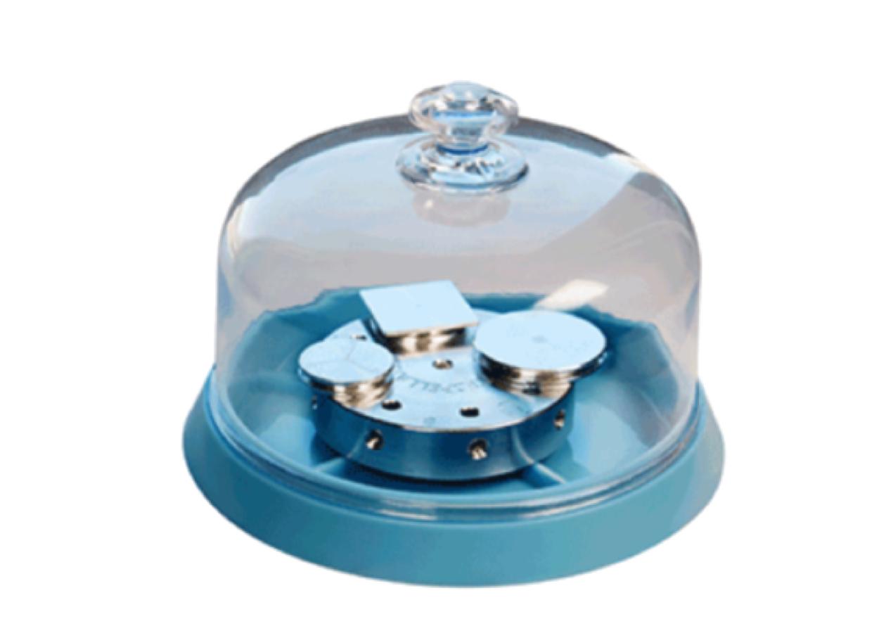 Accessorio per stoccare temporaneamente campioni    in-process