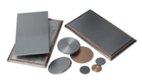Indium - the preferred material for bonding sputtering targets due to its superior thermal conductivity and efficiency in drawing heat away from the target - also is more malleable and forgiving than other solders. Certain applications may require an alternative optionsuch as elastomer bonding or different backing materials.