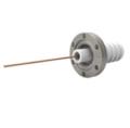 Passanti di potenza disponibili fino a 100.000 V e 180 A, fino a 3 conduttori. Disponibili versioni flangiate, CF e KF.