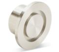 Sono disponibili flange cieche e stub in acciaio inossidabile 304L, alluminio 6061-T6 e ottone.