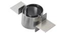I shielded crucible heaters forniscono un riscaldamento più uniforme ed efficiente rispetto ai basket heaters. Riducono la quantità di calore generato mantenendo la fonte di calore più vicina al crogiolo.