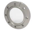 I visori in vetro di elevata purezza al quarzo (silice fusa) offrono una lente ermeticamente sigillata con proprietà ottiche su un ampio spettro. Disponibili varianti con coating standard, non magnetico,  e coating particolari su richiesta.