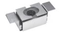 Le baffled box non ricaricabili sono ideali per l'evaporazione termica del monossido di silicio e altri materiali soggetti a schizzi.