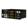 Controller a 3 canali per un misuratore di ionizzazione e due di convezione o un misuratore di ionizzazione, uno di convezione e uno a membrana a capacità alternata Vari campi di misurazione della pressione da 2,00E-11 a 1.000 Torr (2,7 x 10-11 a 1333 mbar)