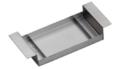 Le sorgenti a scatola in tantalio sono disponibili in una varietà di tipologie. Queste scatole riducono gli schizzi causati dal riscaldamento di alcuni materiali.