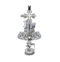 Fornisce il riscaldamento e la manipolazione del substrato ad alta temperatura.